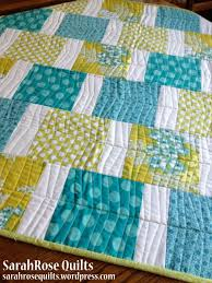 244 best Quilt Patterns—Fast and Easy images on Pinterest ... & Modern Squares Quilt Adamdwight.com