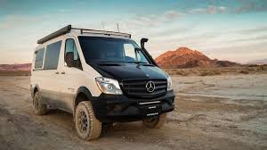 View fam vans' vans and trucks for sale in fountain valley ca. One Of Sportsmobile S Most Popular Product Lines Mercedes Sprinter 4x4