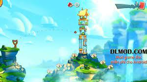 Angry Birds 2 mod tiền kim cương (money) mới nhất cho Android