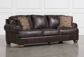 Leather Furniture For Living Room Axiom Sofa Living Spaces