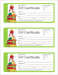 Free Gift Voucher Template For Word Gift Voucher Template Word Free Download Lovely Free Gift