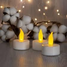 <b>Светодиодные свечи</b> на батарейках купить в Москве в интернет ...