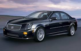 2005 Cadillac CTS-V - Information and photos - ZombieDrive