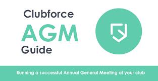 5 Tips For A Successful Club Agm Clubforce Managing Member Data