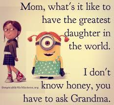 Amusing Mother