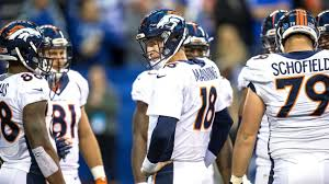 Uni Broncos 50 Bowl Jerseys Watch Will -- Denver Super Wear In White
