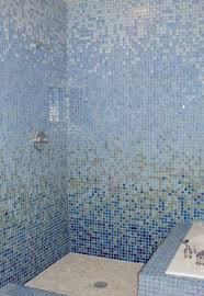 bathroom glass floor tiles. Blue Glass Mosaic Tile Bathroom Floor Tiles
