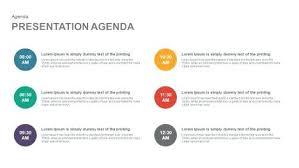 Class Agendas 6 Examples Of Meeting Agendas Templates Agenda Website Template For