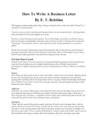 100 Correct Cover Letter Format Example 100 Cover Letter