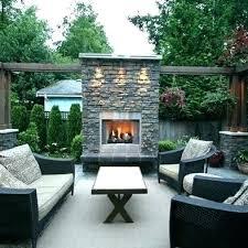 gas fireplace for deck gas fireplace for deck how to build outdoor gas fireplace unusual idea