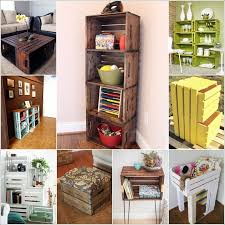 wooden crate furniture. Wooden Crate Furniture Amazing Interior Design