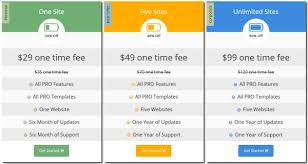 Pricing Table Templates Pricing Table By Supsystic Plugin Wordpress Wordpress