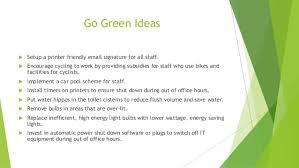 go green ideas for office. brilliant ideas go green ideas  intended for office c