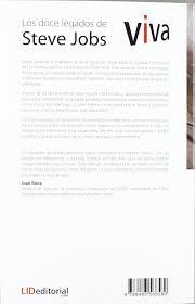 Los Doce Legados De Steve Jobs Mario Escobar 9788483566589