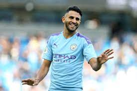 Riyad Mahrez voted Manchester City Player of the Month - Sport News Africa