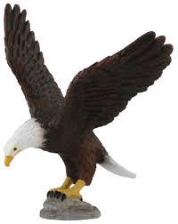 Купить <b>Фигурка Collecta</b> Американский лысый орел 88383 по ...