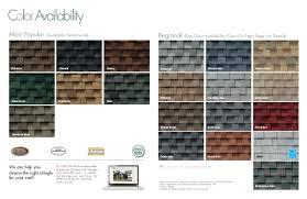 Gaf Timberline Hd Color Chart Timberline Hd Brochure
