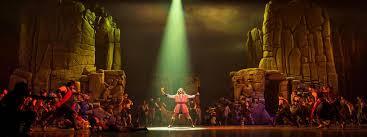 Samson At Sight Sound Theatres Branson Mo Tripster