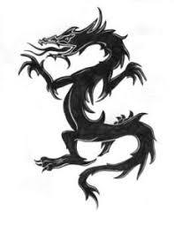 Tetování Drak Iii