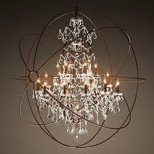 modern orb chandelier modern vintage orb crystal chandelier orb chandelier with crystals mid century modern modern orb chandelier elegant crystal