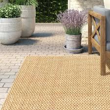 best material for outdoor rug orris sand indoor outdoor area rug