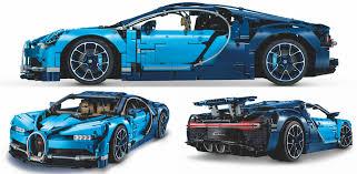 Lego Technic Launches 599 Bugatti Chiron Torque