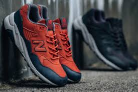 new balance 580. new balance has given us a lot to be happy about in regards their retro running offering, the 580 lately. not only did hypebeast and e