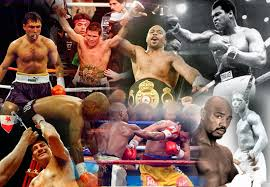 Resultado de imagen para imagenes de boxeadores