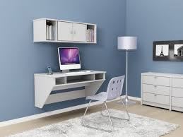25 Best Wall Mounted Floating Desk Images On