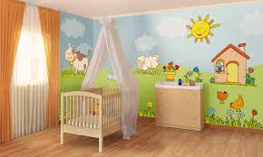 Adesivi murali per bambini stickers per camerette leostickers