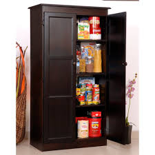 Kitchen Food Pantry Cabinet Food Storage Cabinet With Doors Best Home Furniture Decoration