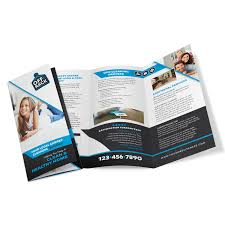 Cleaning Brochure Off The Rack Carpet Cleaning Brochures Style 2