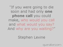 Phone Call Quotes