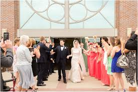 wedding recessional bride and groom recessional church exit long branch trolley photo bride and groom at battleground country club