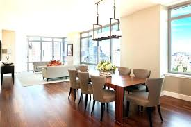 how high should a chandelier hang over a table dining room chandelier t luxury how high