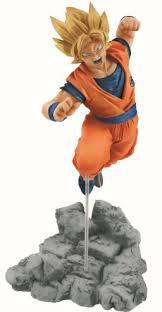 <b>Фигурка Dragon Ball Z</b> Soul X Soul: Super Saiyan Goku (10 см ...