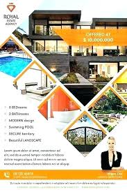 Just Sold Flyers Real Estate Flyer Templates Template Sale Psd