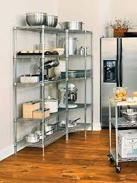stainless steel baking shelves is an inexpensive addition that still looks polished and professional stainless kitchen l41