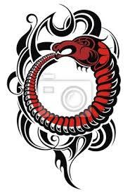 Obraz Tetování Design