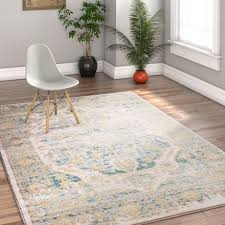 well woven kensington maxwell vintage modern blue area rug contemporary area rugs by well woven