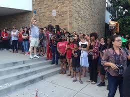 Photos Vigil Held For Klein Forest Hs Student Killed Abc13 Com