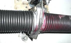 garage door spring repair houston how much cost to fix bearing springs on garage door home