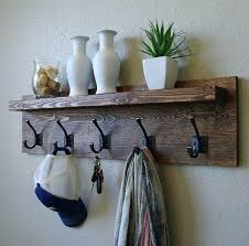 Coat Rack Shelf Plans Cool Coat Rack Ideas Best Designer Coat Hooks Weird And Wacky Coat 43