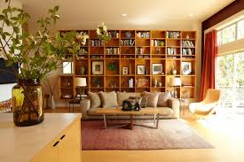mid century modern bookshelf. Mid Century Modern Bookshelf Cabinet L