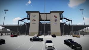 Traylor Design And Construction Traylor Stadium Press Box Design