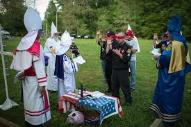 inside the ku klux klan newscut minnesota public radio news photo by anthony karen