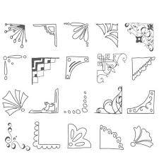 手帳やポストカードを手書きするならイラストや飾り線文字などには