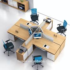 high quality office work. Superior Quality Cheap Commercial Furniture Melamine Computer Work Station Desk Modern High Office L