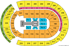 Blue Jackets Arena Seating Chart Nationwide Arena Seating Chart