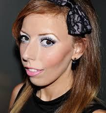 holiday makeup snow bunny makeup makeup festive makeup makeup tutorial